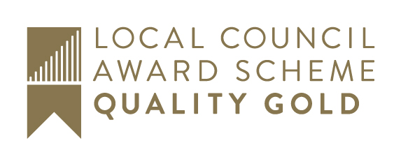 Local Council Quality Gold Logo
